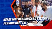 Nekat Jadi Bandar Sabu Setelah Pensiun dari TNI
