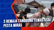 3 Remaja Tanggung Tewas Usai Pesta Miras