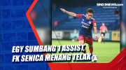 Egy Sumbang 1 Assist, FK Senica Menang Telak