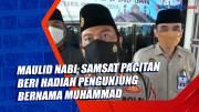 Maulid Nabi, Samsat Pacitan Beri Hadiah Pengunjung Bernama Muhammad