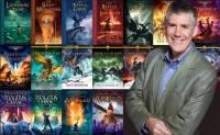 Rekomendasi Seri Buku Rick Riordan yang Bikin Kita Berimajinasi ke Dunia Mitologi