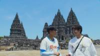 Cerita Jasper Liu soal Lee Seung-gi dan Main Gasing di Prambanan dalam Twogether