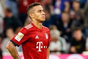 Thiago Absen, Pelatih Bayern Tenang Punya Goretzka Jelang vs Dortmund