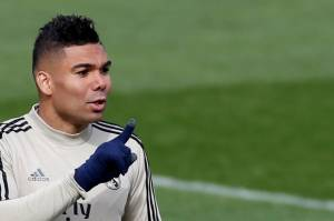 Diam-diam, Real Madrid Perpanjang Kontrak Casemiro