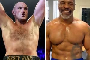 Nyali Tyson Fury Ciut Dapat Tawaran Duel dari Mike Tyson