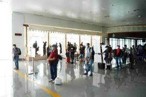 Terbang dari dan Menuju Bali Penumpang Diimbau Siapkan Keterangan Bebas Covid-19