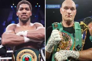 Tyson Fury Sesumbar Hanya Butuh Dua atau Tiga Ronde Robohkan Joshua