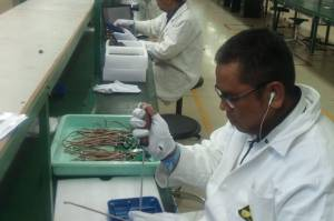PT Inti Kebanjiran Proyek Telekomunikasi di Tengah Pandemi