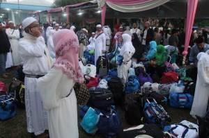 Ketua Himpuh, Baluki Ahmad mengatakan, seharusnya pemerintah berdiskusi dengan asosiasi haji lain termasuk Himpuh sebelum memutuskan untuk dibatalkan.