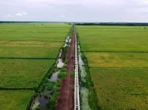 Kementerian PUPR Programkan Rehabilitasi 85.500 Ha Jaringan Irigasi