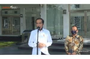 Jokowi Akan Salat Jumat di Masjid Baiturrahim Istana Kepresidenan
