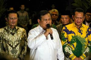 Sosok Prabowo Subianto merupakan magnet elektoral paling dominan di Partai Gerindra yang tak tergantikan sampai saat ini.