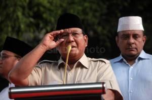Direktur Eksekutif Indonesia Public Institute (IPI) Karyono Wibowo menilai, Prabowo nampaknya masih tetap menjadi figur tunggal di Gerindra untuk diusung menjadi Capres 2024.