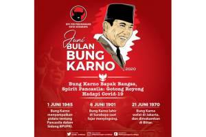Peringati Bulan Bung Karno, PDIP Ajak Masyarakat Ikuti Lomba Ngevlog