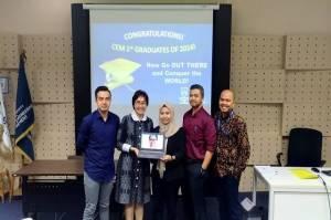 Lulusan Terbaik Podomoro University Cetak SDM Terbaik