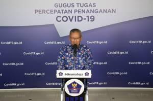 Sebanyak 21 Provinsi Laporkan Jumlah Kasus Positif COVID-19 di Bawah 10 Orang