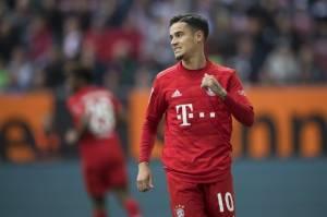 Potong Gaji Sampai 50%, Coutinho Akan Bela Bayern Sedikit Lebih Lama