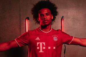 Leroy Sane Kenakakan No 10 di Bayern Muenchen