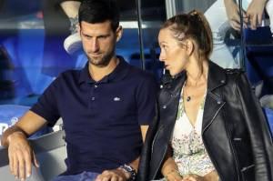 Djokovic dan Istri Negatif Covid-19