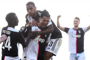Gasak Torino, Juventus Makin Mantap di Puncak Klasemen