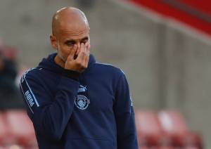 Guardiola Bingung Manchester City Bisa Kalah di Markas Southampton