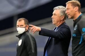 Kalah dari Tottenham, Ancelotti Yakin Everton Raih Tiket Eropa