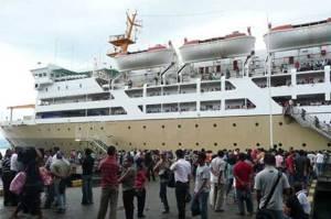 61 Pelabuhan Dibuka, Jumlah Penumpang Kapal Bakal Membeludak