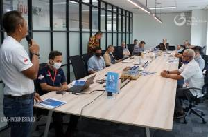Jelang Dilanjutkannya Liga 1 2020, LIB Kembali Berkoordinasi dengan PSSI