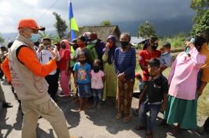 Ganjar Kucurkan Bantuan Rp14 Miliar untuk Perbaikan Jalur Evakuasi Merapi