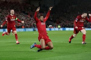 Liverpool Semakin Mendekati Rekor 100 Poin