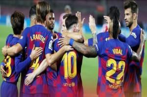 Tiga Wajah Barcelona: Dari Kagum Berbalik Jadi Kekecewaan dalam Hitungan Hari