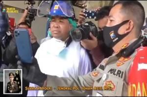 Kapolri Apresiasi Kompol Sutiono Atas Dedikasi Memakamkan Jenazah Covid-19