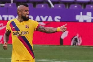 Arturo Vidal Ketagihan Cetak Gol