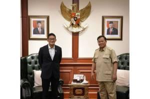 Sandi Uno Bertemu Prabowo, Netizen: Calon Menteri Baru