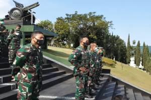 KSAD Instruksikan Komandan Secapa Kawal Penanganan Covid-19 oleh Unair
