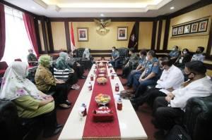 FKUI Tinjau Kesiapan Fakultas Kedokteran Militer Unhan