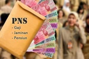 Belanja Pegawai Rp376 Triliun, Disedot Paling Banyak untuk Gaji PNS dan Pensiun