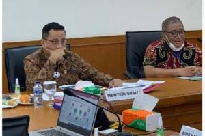 Mensos Kawal Langsung Rekrutmen Pejabat Struktural