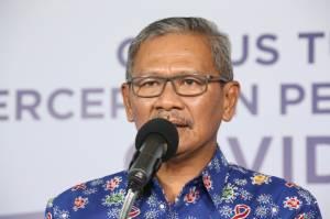 Suspek Covid-19 di Indonesia 47.859 Orang, Yuri: Masih Terjadi Penularan