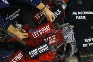 Menko PMK Muhadjir Effendy Sebut Presiden Minta Belanja Masker Besar-besaran