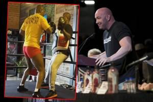 Bos UFC Cueki McGregor vs Pacquiao Malah Nonton Mike Tyson Latihan