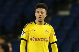 Dortmund Tegaskan Rumor MU Akan Rekrut Sancho Hanya Hoax