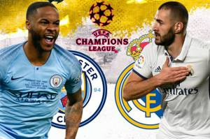 Preview Manchester City vs Real Madrid: Belum Tenang