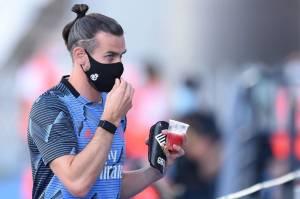 Man City vs Real Madrid, Bale Tak Masuk Skuat Karena Permintaan Sendiri