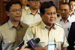 Prabowo Subianto Terpilih Kembali Jabat Ketua Umum Partai Gerindra