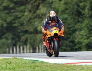 Espargaro Tercepat di Sesi Pemanasan GP Republik Ceko