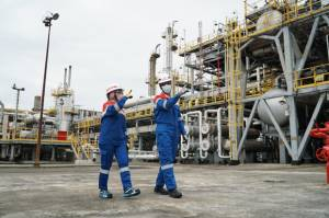 Setahun PLBC Beroperasi Penuh, Pertamina Optimis Kemandirian Energi