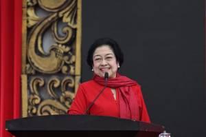 Megawati Minta 75 Cakada PDIP Ikuti Cara Kepemimpinan Bung Karno