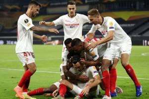 Sevilla Yakin Tundukkan Mancheste United di Semifinal Liga Europa