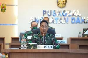 KSAD Tegaskan Siap Bantu Tangani Prajurit dan Keluarga Positif Covid-19
